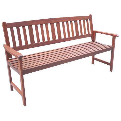 Woodlands Outdoor Furniture Cayo Largo 3 Seater Bench
