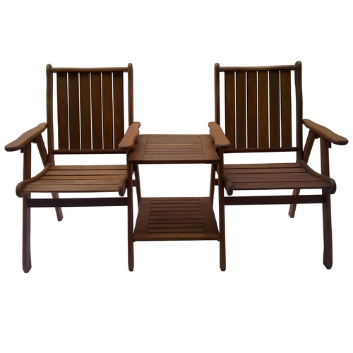 Woodlands Outdoor Furniture West Bay Jack U0026amp; Jill Chair