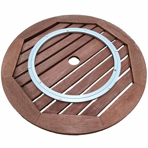 Woodlands Outdoor Furniture Shorea Lazy Susan