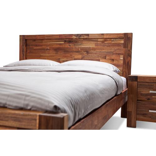 Continental Designs Maya Acacia Bed Frame