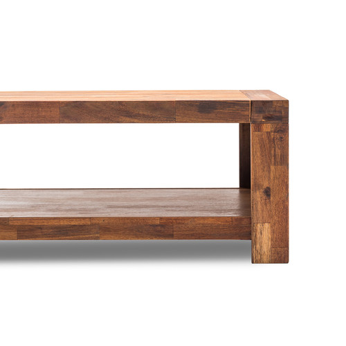 Continental Designs Zoe Acacia Coffee Table