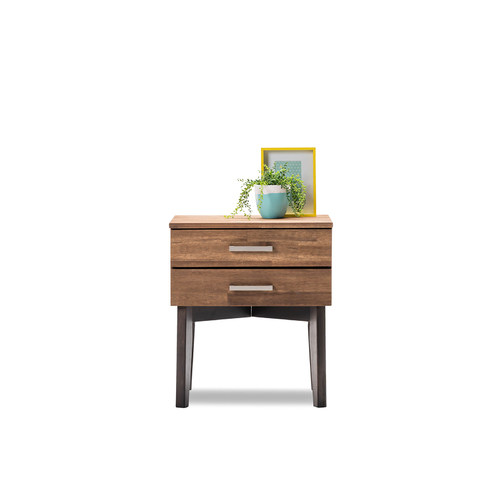 Continental Designs Zoey Solid Wood Side Table