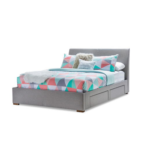 Continental Designs Elwood 4 Drawer Queen Bed