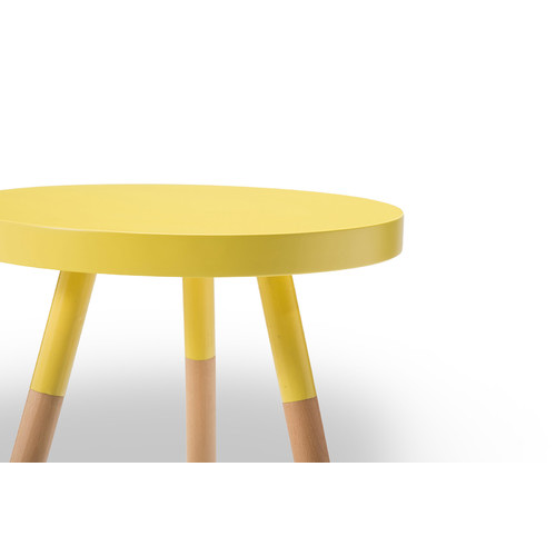 Continental Designs Sunshine Side Table