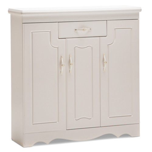 French Provincial Shoe Cabinet | Temple & Webster