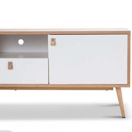 Continental Designs 150cm Abbey Oak TV Unit