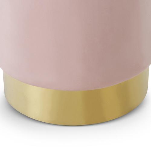 Continental Designs Luxe Velvet Footstool