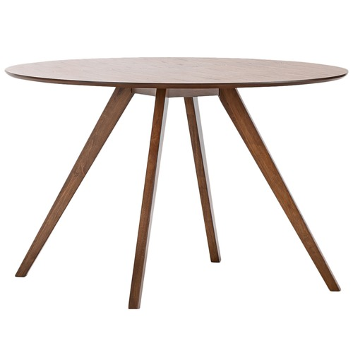 Continental Designs Round Milari Dining Table & Hee Welling Replica Chairs Set
