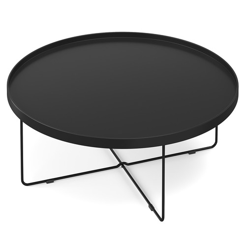 Black Hover Coffee Table