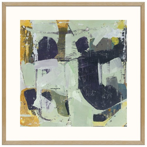 Our Artists' Collection Golden Grasp Printed Wall Art
