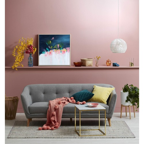 Our Artists' Collection Coral Canvas Wall Art by Brenda Meynell
