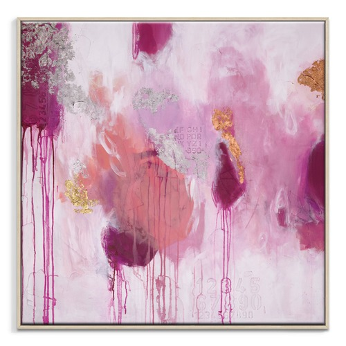 Our Artists' Collection Light My Fire 1 Canvas Wall Art