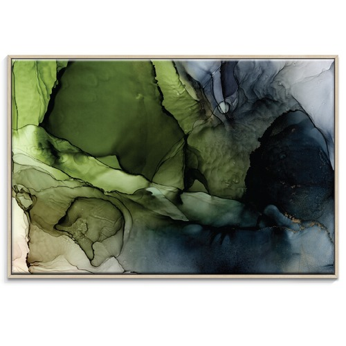 Our Artists' Collection Crisp Abstract Printed Wall Art by Fern Siebler