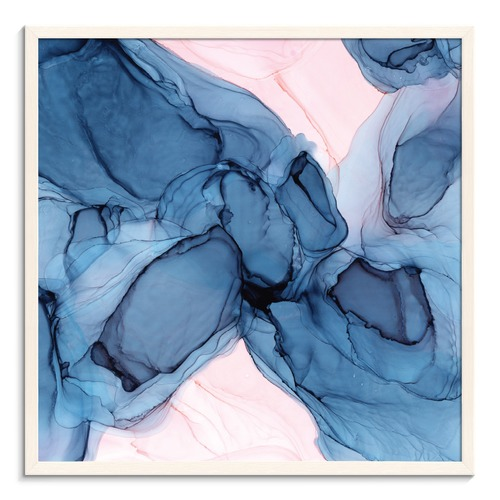 Our Artists' Collection Dusk Abstract Printed Wall Art by Fern Siebler