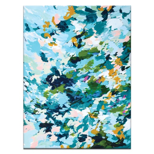 Our Artists' Collection Alligator River Printed Wall Art