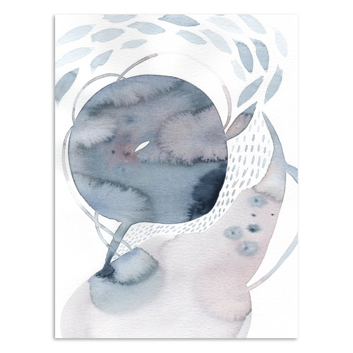 Our Artists' Collection Juniper Crossing Printed Wall Art