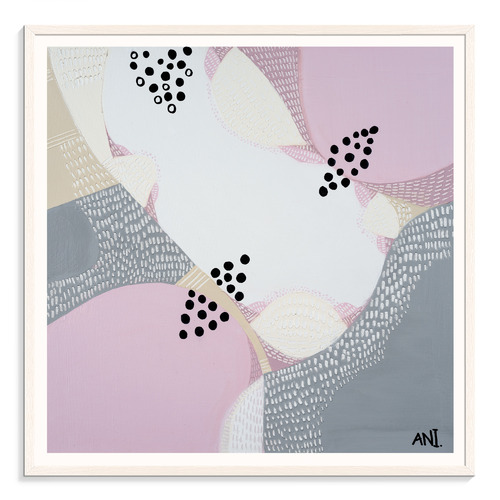 Our Artists' Collection Banksia in Bloom Printed Wall Art