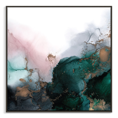 Our Artists' Collection Emerald Valley Printed Wall Art