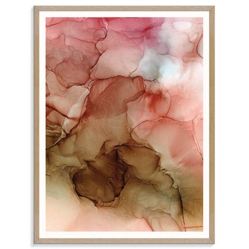 Our Artists' Collection Haze Printed Wall Art by Fern Siebler