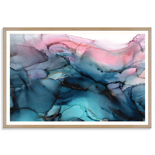 Our Artists' Collection Sunbeams Printed Wall Art