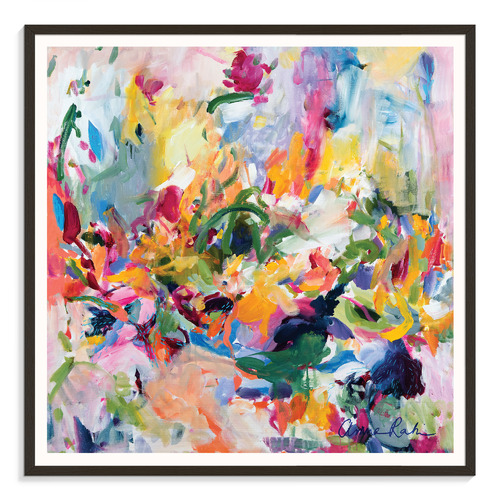 Our Artists' Collection In The Springtime Printed Wall Art by Amira Rahim