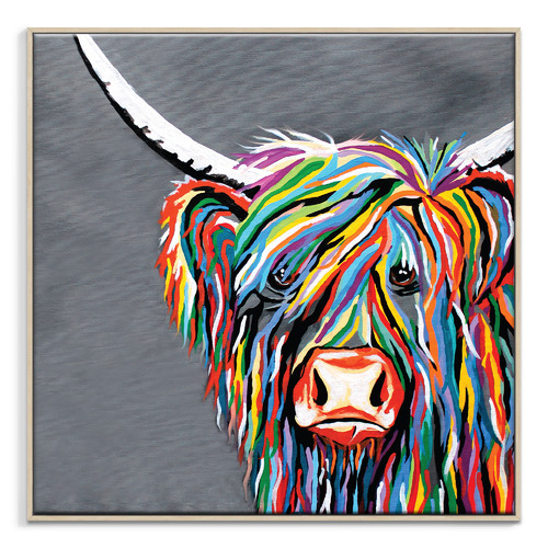 Our Artists' Collection Rab McCoo Printed Wall Art by Steven Brown