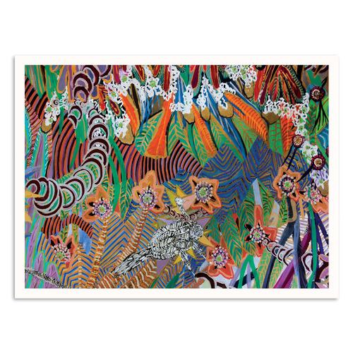 Jungle Printed Wall Art
