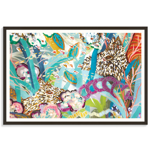 Our Artists' Collection Wild Forest Printed Wall Art by Lia Porto
