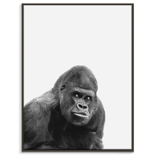 Our Artists' Collection Gorilla Printed Wall Art