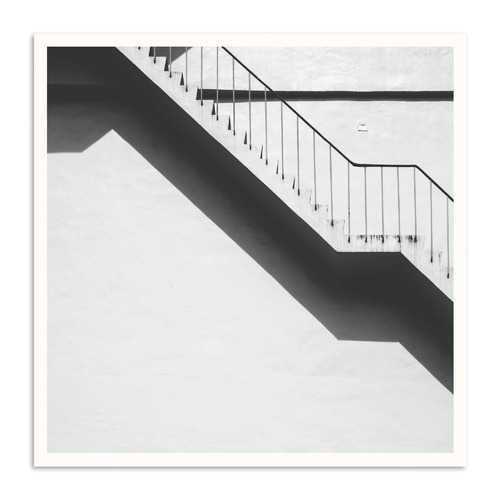 Our Artists' Collection Stairway Printed Wall Art