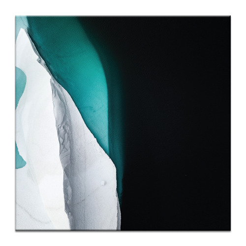 Our Artists' Collection Iceberg II Printed Wall Art