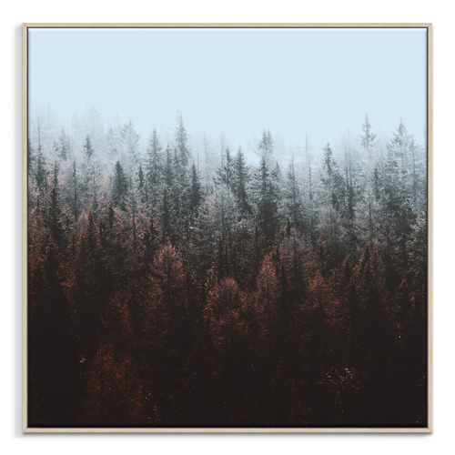 Our Artists' Collection Mountain View II Printed Wall Art