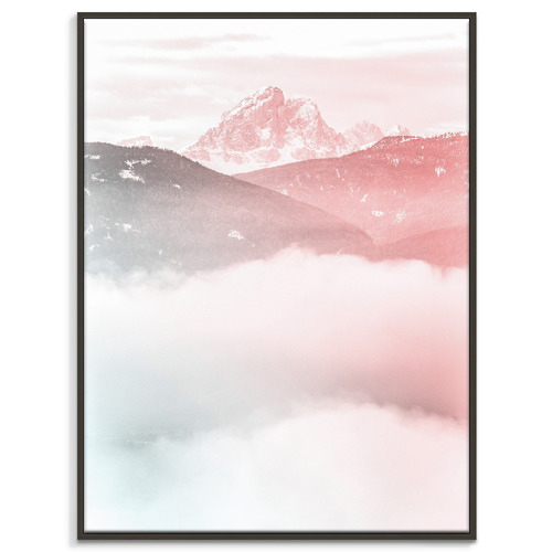 Our Artists' Collection Pastel Vista II Printed Wall Art