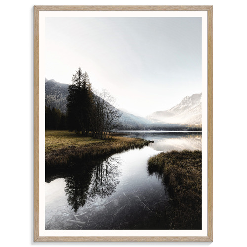 Our Artists' Collection Calm Morning II Printed Wall Art