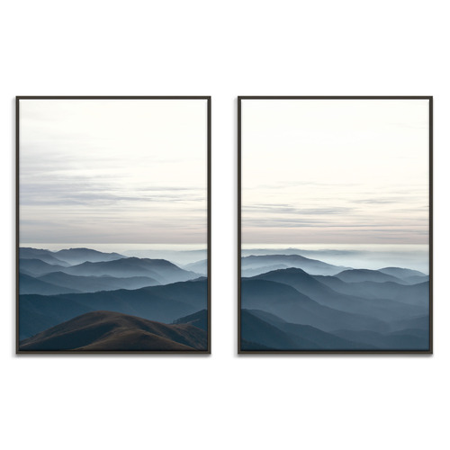 Our Artists' Collection 2 Piece Beyond Printed Wall Art Set