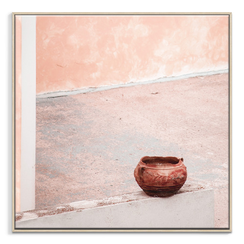 Our Artists' Collection Moroccan Pot Printed Wall Art