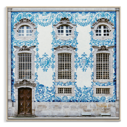 Our Artists' Collection Doors Of The World IX Printed Wall Art