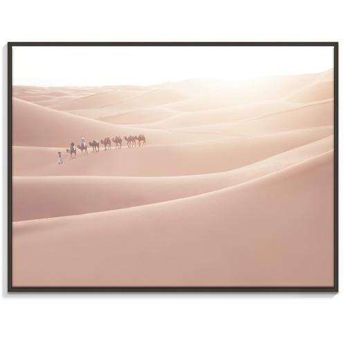 Our Artists' Collection Leaving Tracks Printed Wall Art