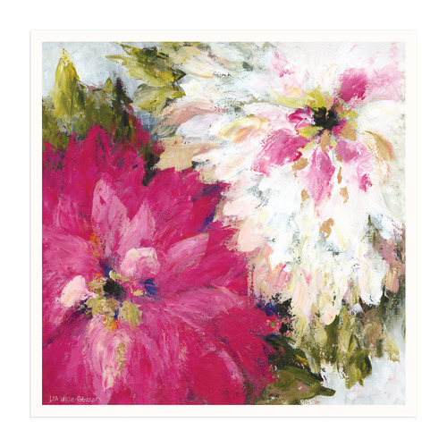 Our Artists' Collection Coconut & Apple Blossom Daiquiri Printed Wall Art