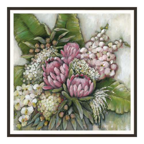 Passionfruit & Pomegranate Spritz Printed Wall Art by Lisa Wisse-Robinson