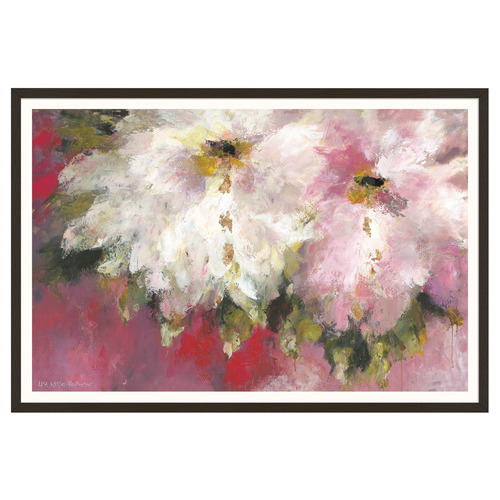 Our Artists' Collection Rose & Lychee Gelato Printed Wall Art