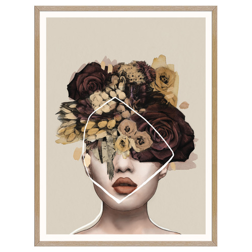 Our Artists' Collection Jasmine Printed Wall Art