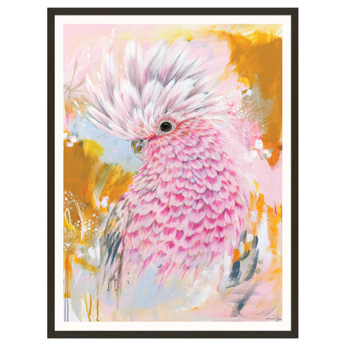 Our Artists' Collection Charlie The Galah Printed Wall Art