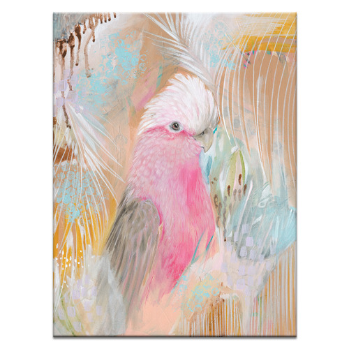 Our Artists' Collection Isla The Galah Printed Wall Art