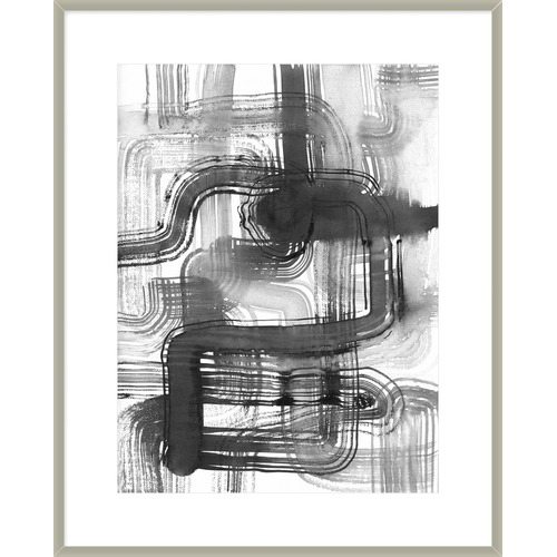 Spyglass Gallery Kinetic Framed Printed Wall Art