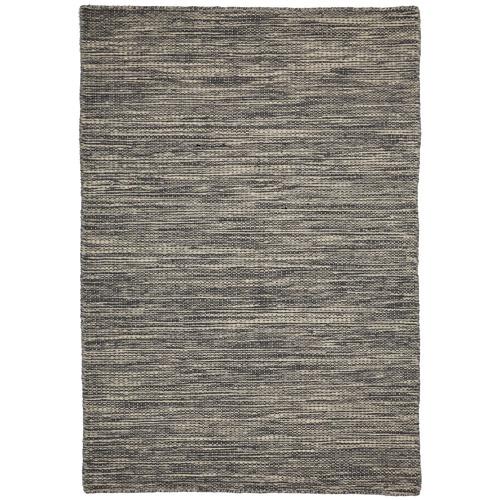 Ground Work Rugs Grey Pronto Wool & Cotton Rug