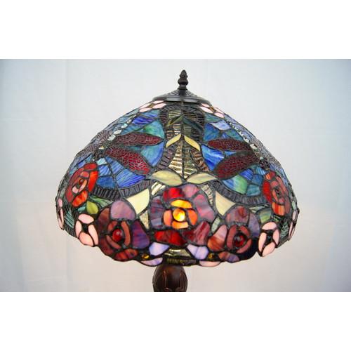 Tiffany Emporium Tiffany Lee Dragonfly Table Lamp