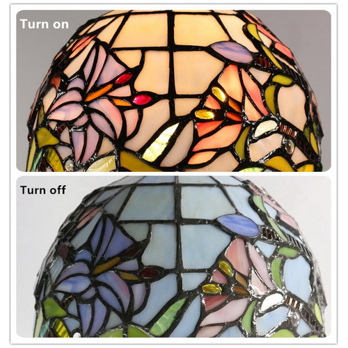 Oriental lily leadlight stained glass bridge arm tiffany floor lamp tiffany emporium oriental lily leadlight stained glass bridge arm tiffany floor lamp aloadofball Gallery