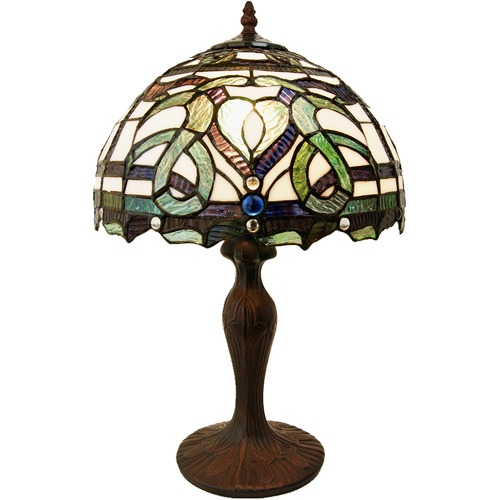 style lamp light denton mission lighting chloe tiffany table lamps inc