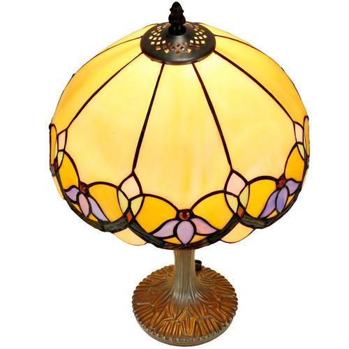 Wisteria Tiffany Bedside Lamp